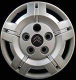 2P.Automotive Radkappen für Autos, anpassbar, Nicht Original, 4 Stück