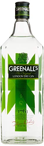 Greenall's London Dry Gin (1 x 1 l)