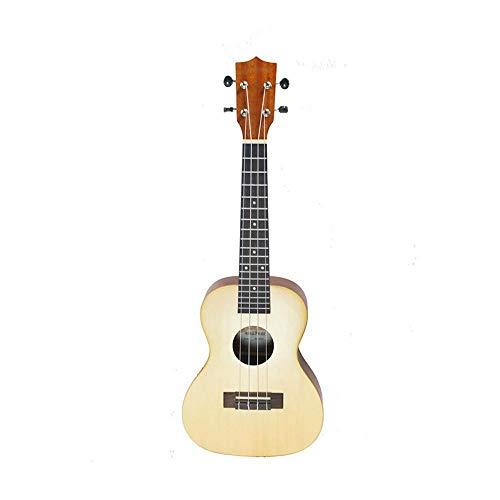 North King - Ukelele acústico para Guitarra (33 Pulgadas, 4 Cuerdas, ukelelele, Instrumentos Musicales para Adultos)