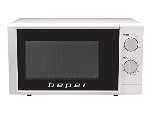 BEPER Forno microonde 20L con grill bianco