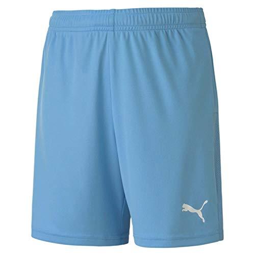 PUMA teamGOAL 23 Knit Shorts jr Mixte Enfant, Team Light Blue, FR Unique (Taille Fabricant : 152)