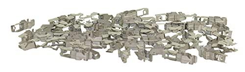 Caddy Erico 12316P Purlin Clip 50/pkg Material: Steel Diameter: 1 Inch Conduit to'Z'