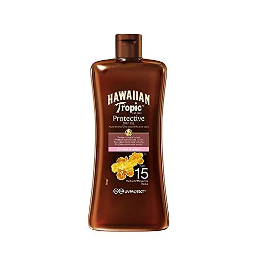 Hawaiian Tropic -   Protective Dry Oil