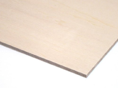 【B級品】シナベニヤ板(普通合板)297×210mm (A4サイズ)厚み5.5mm  JAS F☆☆☆☆合板【正規品】