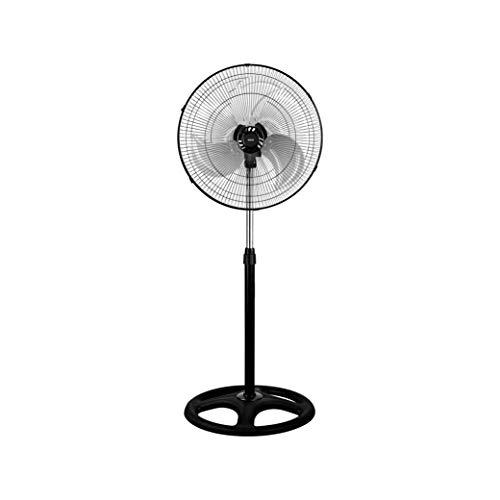 Ventilador 3 en 1 (Pedestal, Piso, Pared), color negro, RCA RC-18B3