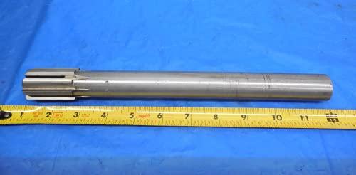 "Cleveland 1 3/16 O.D. HSS Carbide Tipped Expansion Reamer 1"" Shank 8 FL 1.1875 - MS2431BU"