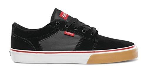 Etnies Skateboard Schuhe Bargels Black/Red Shoes, Schuhgrösse:42.5