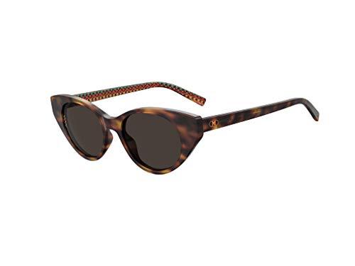 Missoni Sonnenbrille (MMI 0004/S) Gr. 125, Dkhavana