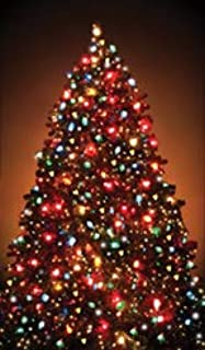 WOWindow Posters Christmas Tree Window Decoration 34.5