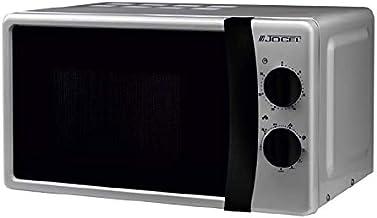 Jocel JMO011145 Microondas, 800 W, 20 litros, Silver