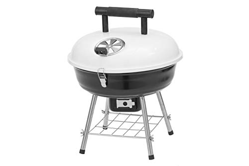 Mustang Grill MUSTANG FESTIVAL PICNIC GRILL WEISS