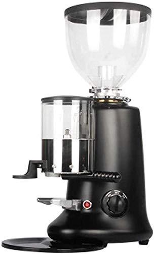 Cafetera Comercial afilado especial de la máquina de pulido amoladora 10 Archivos 1200 de gran capacidad eléctrica italiana molinillo de café RVTYR