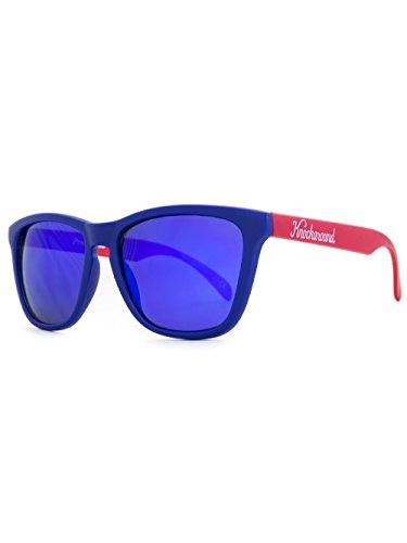 Knockaround® Promi Unisex Designer Sonnenbrille COLLEGIATE