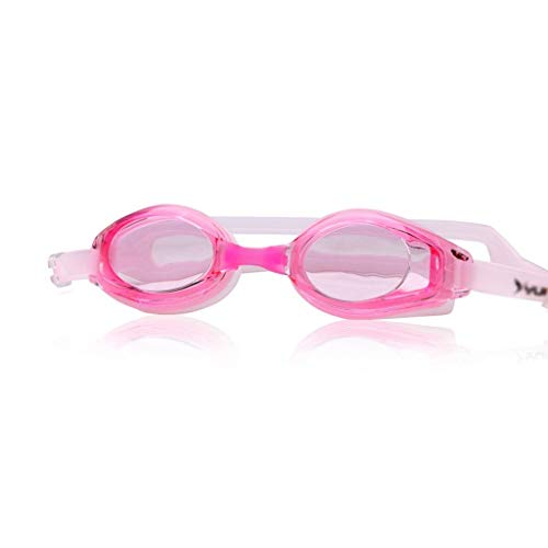 Eres el mejor Gafas de natación Transparentes Gafas de natación HD A Prueba de Agua y antivaho Gafas Profesionales para Adultos Equipos de natación Gafas para Deportes acuáticos