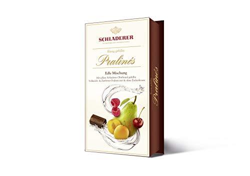 Schladerer Pralines Edle Mischung 127 g, 2er Pack (2 x 127 g)