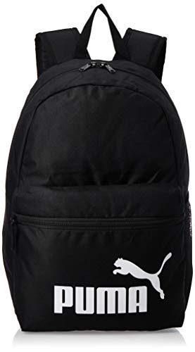 Puma Phase Backpack Mochila de Deporte, Unisex Adulto, Negro Black, One Size