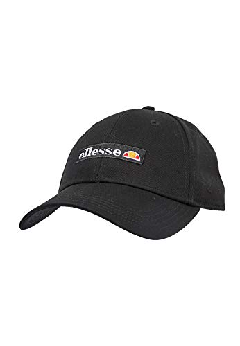 Ellesse Unisex Cap Drebbo, Color:Black, Talla:One Size