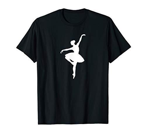 Dancing ballerina Ballet Girl Ballerina Dancer Gift T-Shirt