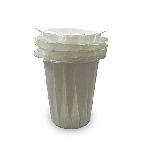 MKLEUTPS Einweg Papierfilter Tassen 1.0 2.0 Filter ersetzen