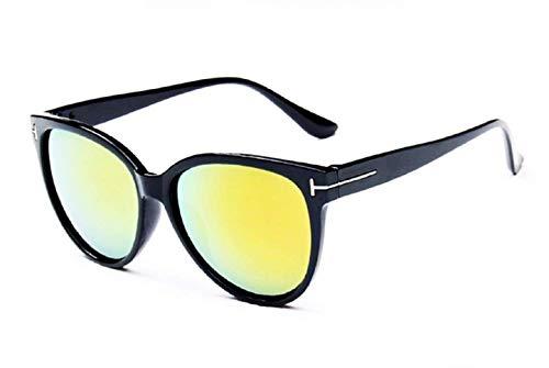 Gafas de sol James Bond - hombre - amarillo - primavera - otoño - invierno - verano