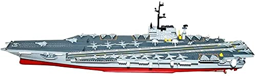 N-T Aircraft Carrier 3D Puzzles Plastic Model Kits 1/350 Scale USS Constellation Aircraft Carrier CV-64 Model Adult Toys And Gift 36 8 X 10 7Inch