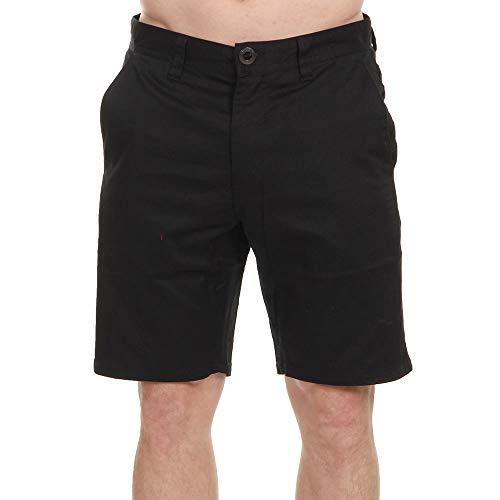 Volcom Herren Frickin Mdrn Stch 19 Shorts-Chino, Black, 32