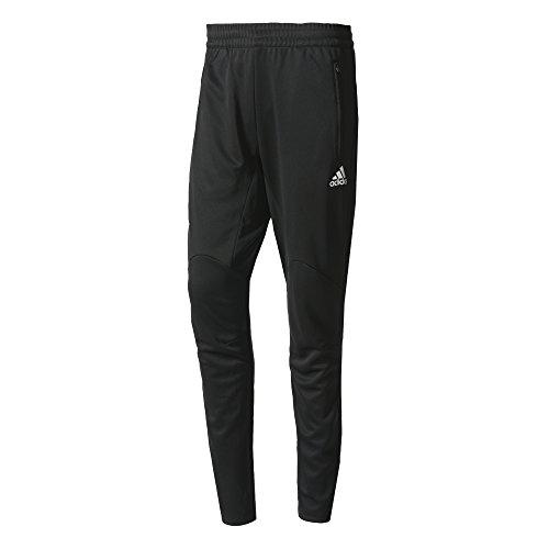 adidas - Fußball-Hosen für Herren in Schwarz, Größe M