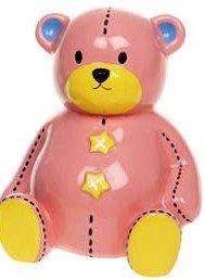 Spardose Teddy, Pink