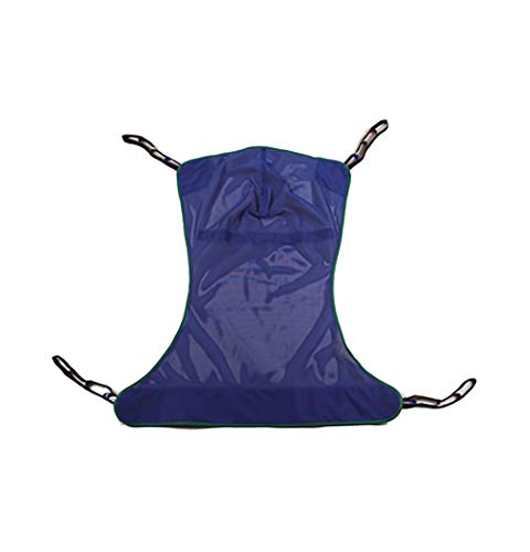 Invacare Reliant Full Body Sling for Patient Lifts, Solid Fabric, Medium, R112