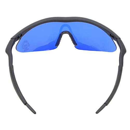 DAUERHAFT Gafas para Pelotas de Golf Profesionales duraderas, diseñadas para Ayudar a Encontrar Pelotas perdidas