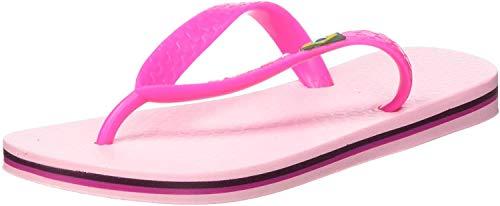 Ipanema Classic Brasil II Kids, Chanclas, Multicolor (Pink/Pink 9076.0), 33.5 EU