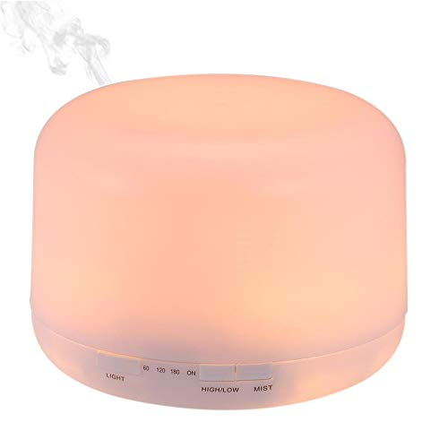 Shirt Luv 500ML Electric Aroma Essential Oil Diffuser Air Humidifier for Home C