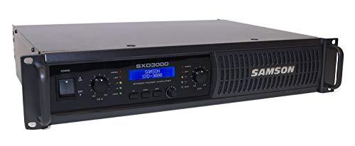 ETAPA DE POTENCIA SAMSON SXD3000 2x450W 4-OHM