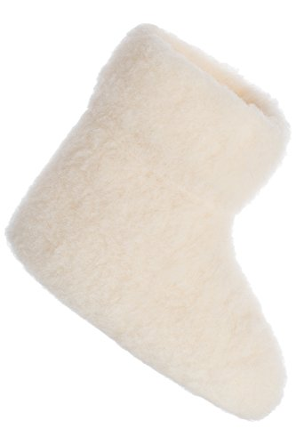 Bohmberg hoogwaardige damesboot/huisschoenen/huttenschoenen/woolmarkzegel 100% merino scheerwol/Made in EU Warmhoudend,