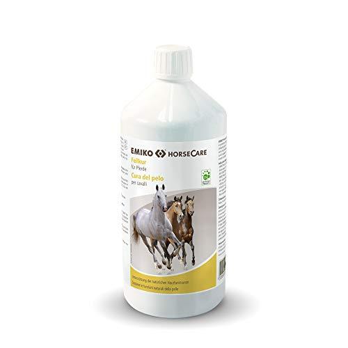 EMIKO HorseCare Fellkur, 1 Liter