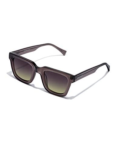 HAWKERS One Uptown Gafas de Sol, Cristal Grey Moss, Talla única Unisex Adulto