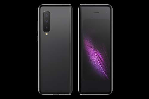 "Samsung Galaxy Smartphone, Display 4.6"" Super AMOLED/int. 7.3"" Dynamic AMOLED, 512 GB, RAM 12 GB, Batteria 4380 mAh, 4G, NanoSIM, Android 9 Pie, Nero"