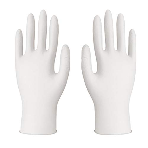 Find Discount sheart 9 Latex-Free Gloves Disposable Vinyl Clear Medium Gloves Powder Free Food Safe ...