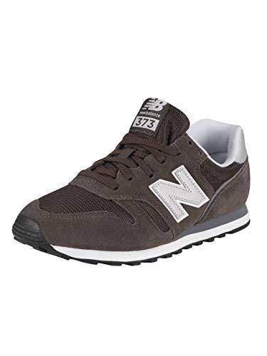 New Balance Herren ML373 Sneaker, Grün (Green/White Cb2), 45.5 EU