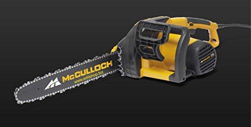Elettrosega McCulloch, gruppo Husqvarna, modello PowerMac Plus 1800 con seconda catena omaggio e motore da 1800W