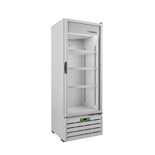 Refrigerador Expositor para Bebidas com Controlador Eletrônico 406 L 220 V - VB40R - Metalfrio - 0MT 050