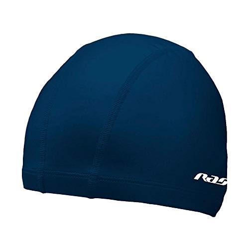 RAS Bonnet de Natation en PU-Cap pour Adulte Taille M