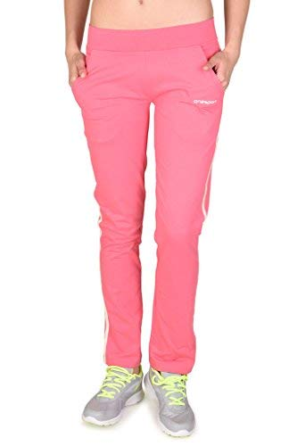 ONESPORT Women's Track Pants (ONSP27PK_Pink_M)