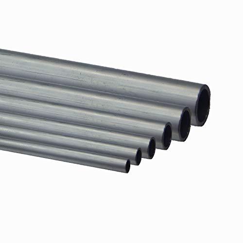 Hydraulikrohr nahtlos verzinkt 6 x 1,5-2 Meter