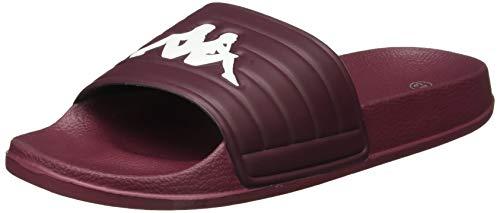 Kappa Unisex-Erwachsene MATESE Leichtathletik-Schuh, Negro/Brown, 44 EU