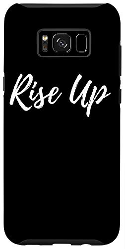 Galaxy S8+ Rise Up Tee Overcoming Hope Hamilton Case