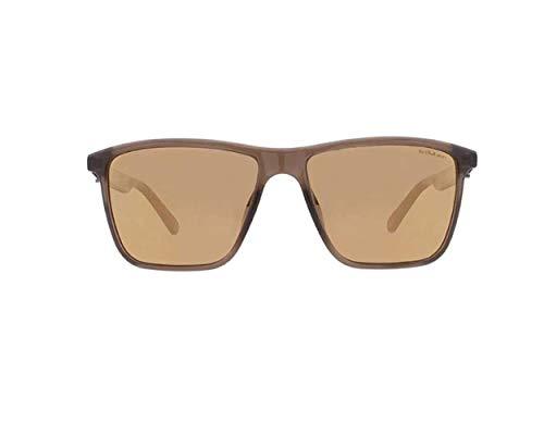 Red Bull SPECT Blade - Sonnenbrille - braun transparent | Gold verspiegelt (BLADE-006P)