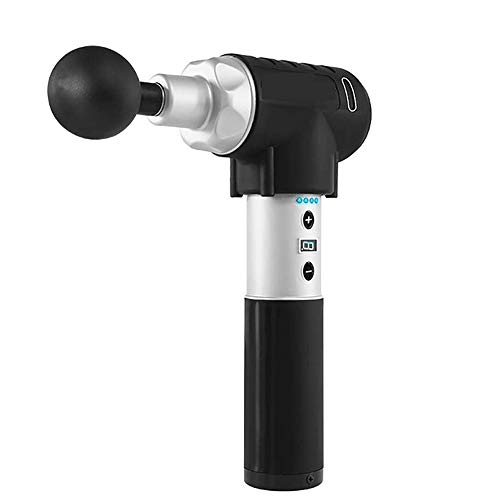 For Sale! Professional Massager, Wireless Massage Pistol, deep physiotherapeutic fascial Massager (9...
