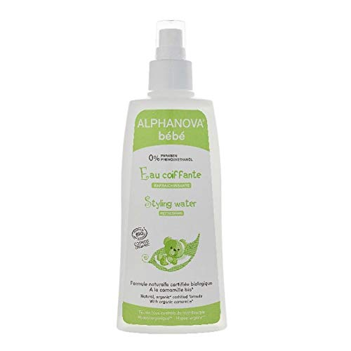 Alphanova Styling Water for Babies Bio 200ml - Cosmos Organic