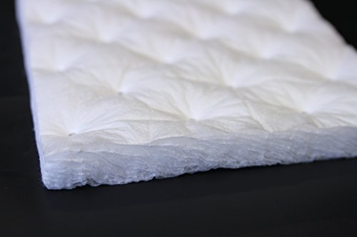 Car Insulation UK Wasserdicht: Wärmedämmung 1m x 1,5m selbstklebend hydroweld Nicht weit Wasserabweisendes Mikrofaser Material